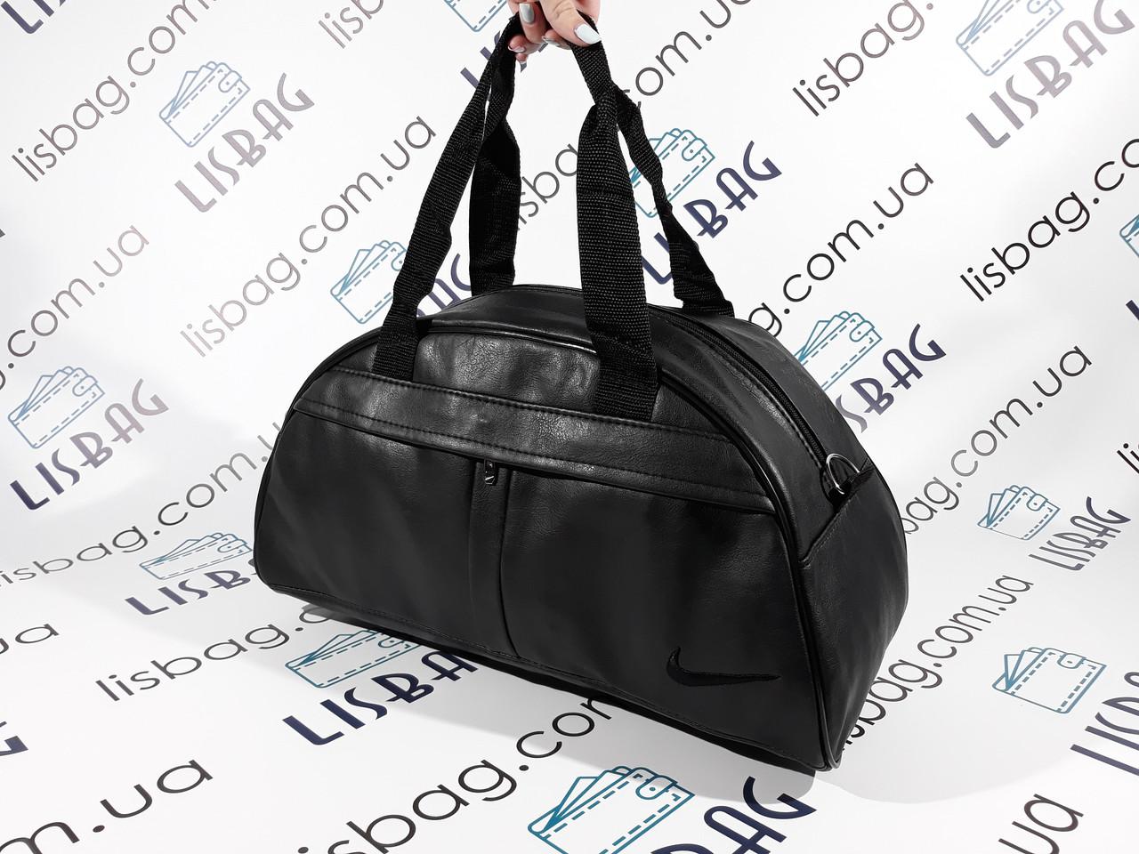 1410d51e ... Спортивная сумка найк копия черная на тренировку через плече, ...