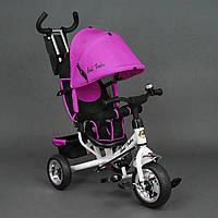*Велосипед 3-х колёсный Best Trike Розовый арт. 6588 (колеса пена)
