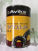 Смазка Литол-24 АВИКС банка 0,8кг (премиум)