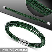 Браслет «Green» 18 и 20 размер, фото 1