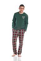 Мужская пижама 001-001 теплая