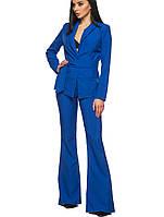 Классический женский костюм | 1250 br синий