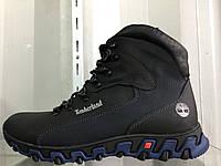 Зимние мужские туфли 40-45р кожа Timberland