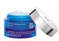 Ночная восстанавливающая крем-маска GivenchyHydra Sparkling Night Repair Recovery Moisturizing Mask & Cream