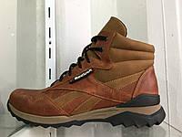 Мужские натуральные ботинки Reebok 40-45 рр. мех