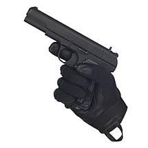 M-TAC ПЕРЧАТКИ ASSAULT TACTICAL MK.4 BLACK, фото 3