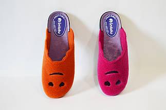 Тапочки женские из войлока Inblu, фото 3