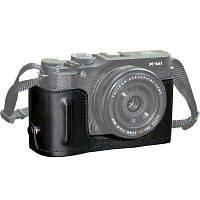 Чехол для фотоаппарата FUJIFILM BLC-X-M1 Black (16395536)