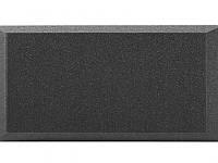 Панель из акустического поролона Ecosound Brick 50мм, 25х50см цвет черный графит, фото 1