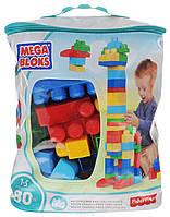 Mega Bloks First Builders Конструктор мега блокс блок 80дет DCH63