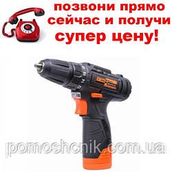 Аккумуляторный шуруповерт Днипро-М АДЛ-12