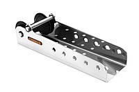 Удлиннитель роульса STRONGER для скрытой установки лебедки (нержавеющая сталь)морская серия