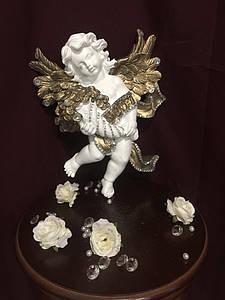 Ангел подвесной, золото