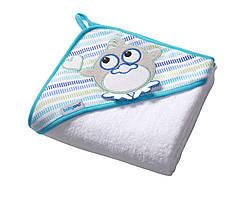Детское полотенце  тм Babyono 100х100