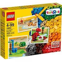 LEGO Classic КОРОБКА КУБИКОВ ДЛЯ ТВОРЧЕСКОГО КОНСТРУИРОВАНИЯ БОЛЬШОГО РАЗМЕРА LEGO®