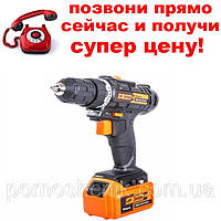 Дрель-шуруповёрт аккумуляторная Дніпро-М АДЛ-18.0