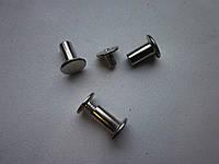 Винт ременной удлиненный 12 х 10 х 5 мм никель