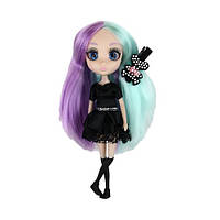 Кукла SHIBAJUKU серии Мини Йоко (15 см, 6 точек артикуляции, с аксессуаром)