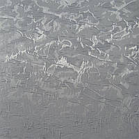 Рулонные шторы Miracle. Тканевые ролеты Миракл (Венеция) Серебристый 09, 107.5 см