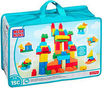 Mega Bloks First Builders Конструктор Делюкс 150эл CNM43, фото 1