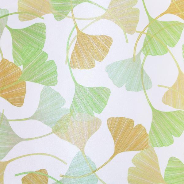 Рулонные шторы Klever. Тканевые ролеты Клевер Желтый, 82.5 см