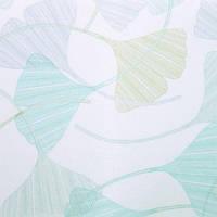 Рулонные шторы Klever. Тканевые ролеты Клевер Зеленый, 72.5 см