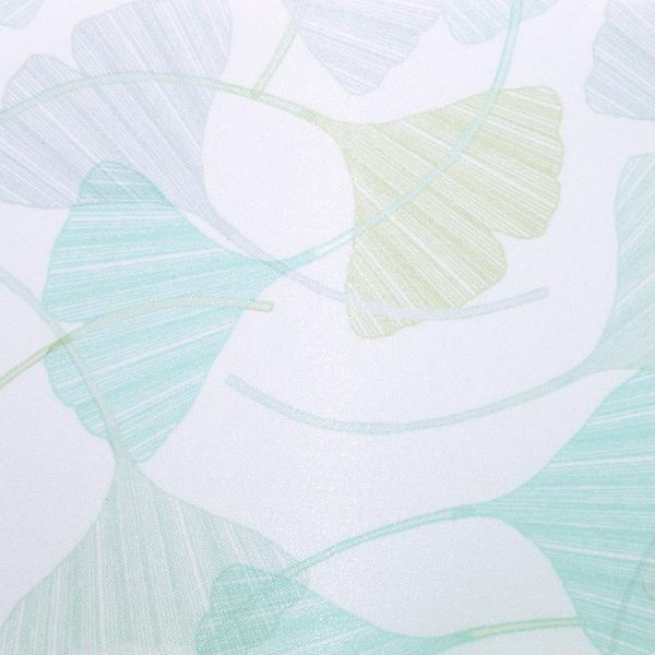 Рулонные шторы Klever. Тканевые ролеты Клевер Зеленый, 90 см