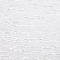 Рулонные шторы Lazur. Тканевые ролеты Лазурь (Ван Гог) Белый 2018, 52.5 см