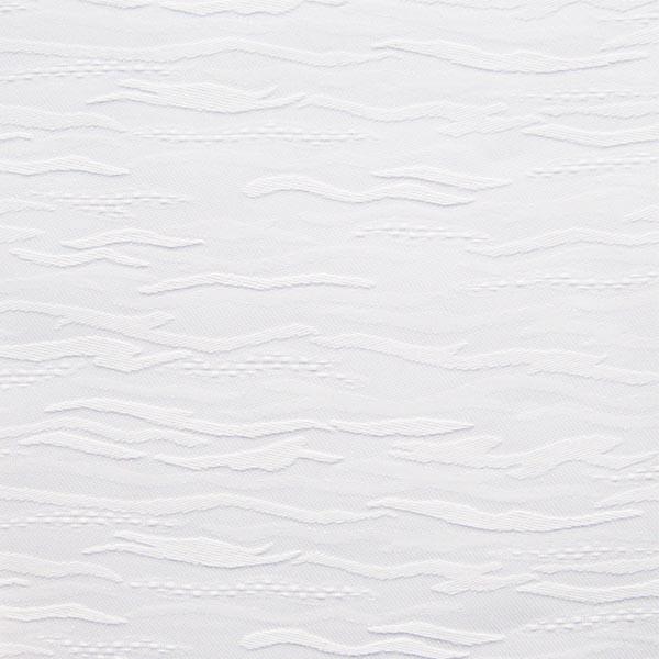 Рулонные шторы Lazur. Тканевые ролеты Лазурь (Ван Гог) Белый 2018, 120 см
