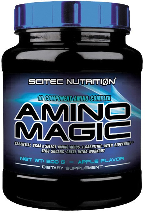 Аминокислоты Scitec Nutrition Amino Magic (500 грамм.)