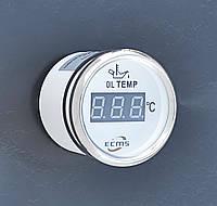 Цифровой датчик температуры масла ECMS (белый)
