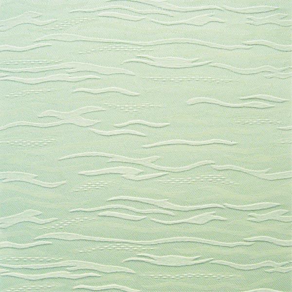Рулонные шторы Lazur. Тканевые ролеты Лазурь (Ван Гог) Салатовый 2073, 55 см
