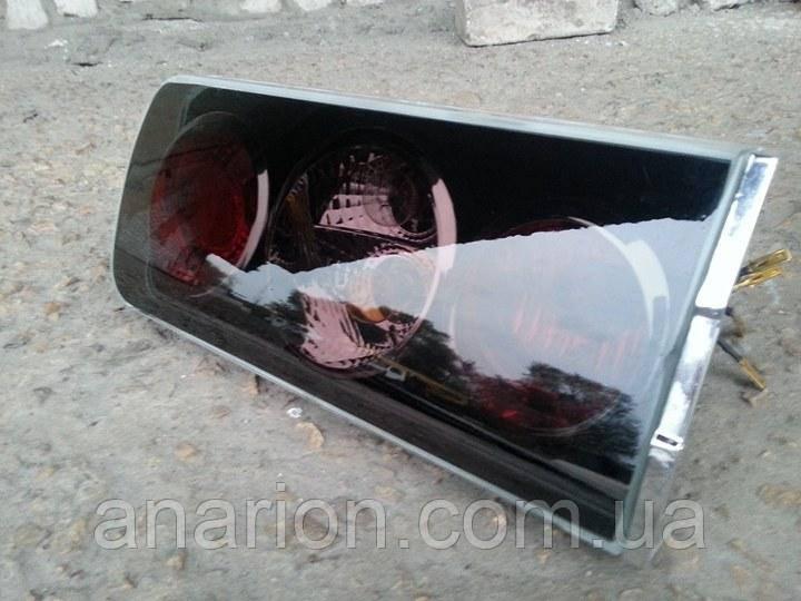 Задние фонари на ВАЗ 2106 Блэк Тайвань №2 (черные)