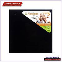 Керамічний обігрівач Teploceramic ТС 370 Black (чорний) /Керамический обогреватель Теплокерамик ТС 370 черный