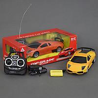 Машина 688-2, р/у, 2 цвета, аккумуляторная, Цвет Желтый