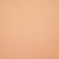 Рулонные шторы Len. Тканевые ролеты Лен Абрикосовый 2071, 37.5 см