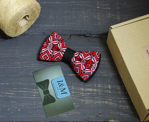 Галстук-бабочка I&M (010226) Ukraine, фото 2