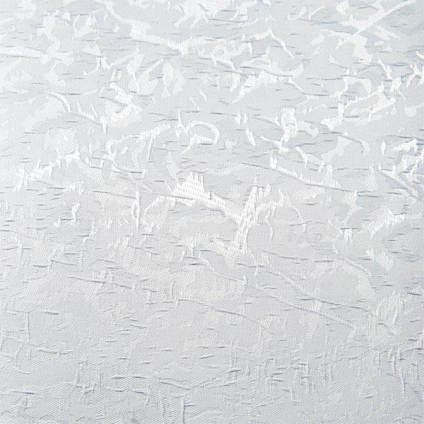 Рулонные шторы Miracle Blackout. Тканевые ролеты Миракл Блекаут Белый 01, 100 см