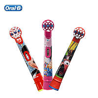 Насадки для детских зубных щеток Oral-B Stages Power (3шт. разные)