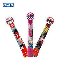 Насадки для детских зубных щеток Oral-B Stages Power (3шт. разные), фото 1