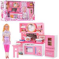 Мебель, кухня, кукла, посуда, холодильник, духовка T789-C12