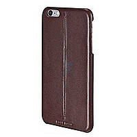 Элитная накладка из натуральной кожи, COLE HAAN PINCH для iPhone 6 Plus / iPhone 6S Plus - цвет бордо (CHRM71010)