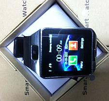 Умные часы наручные телефон Smart Watch DZ 09, фото 2