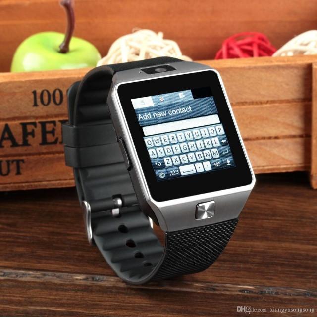 Умные часы наручные телефон Smart Watch DZ 09
