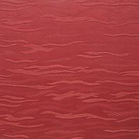 Рулонные шторы Lazur. Тканевые ролеты Лазурь (Ван Гог) Вишневый 2088, 85 см