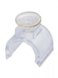 Горизонтальное крепление для стекла плекси R-19A