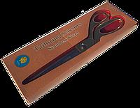 Ножницы портновские подарочные, позолоченные
