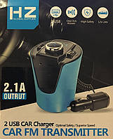 FM трансмиттер-модулятор HZ 2 USB