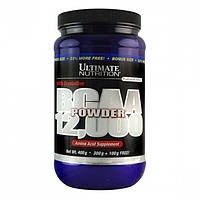 Ultimate Nutrition BCAA 12,000 powder 400 g, Ультимат БЦАА 12000 паудер 400 грамма