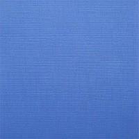 Рулонные шторы Len. Тканевые ролеты Лен Синий 0874, 65 см